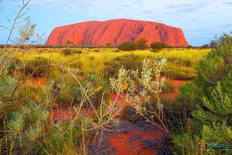 Don't miss Uluru in the Northern Territory of Australia