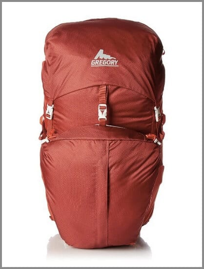 Gregory Z 55 Backpack - one of the best travel backpacks