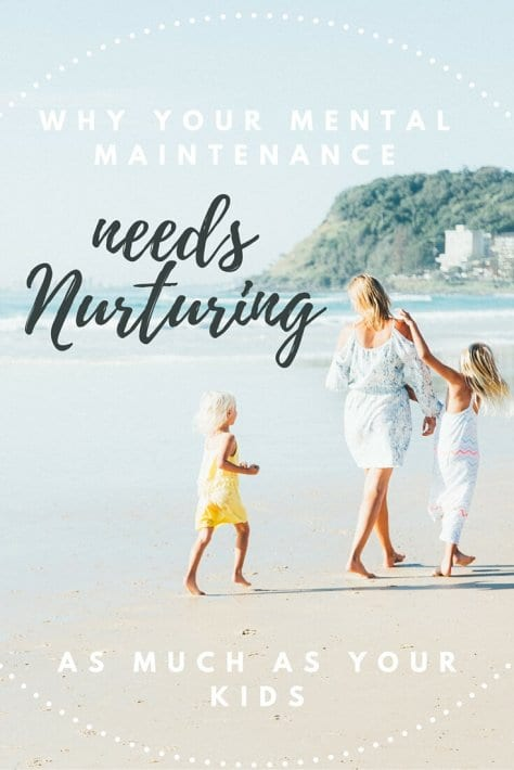 Solo retreat for mothers