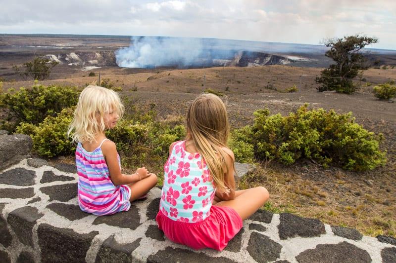 Family Travel Blog Hawaii Volcanoes National Park Big Island Hawaii (1)