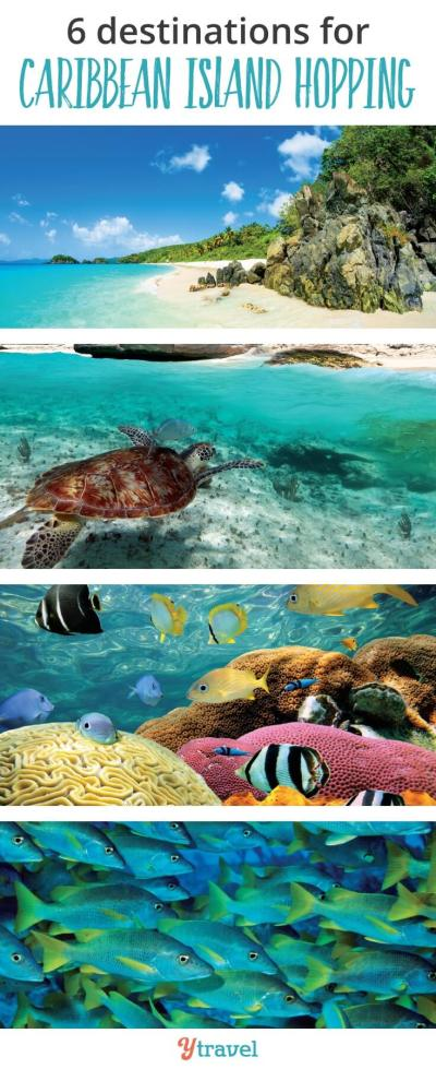 6 Best Caribbean Island Hopping Destinations
