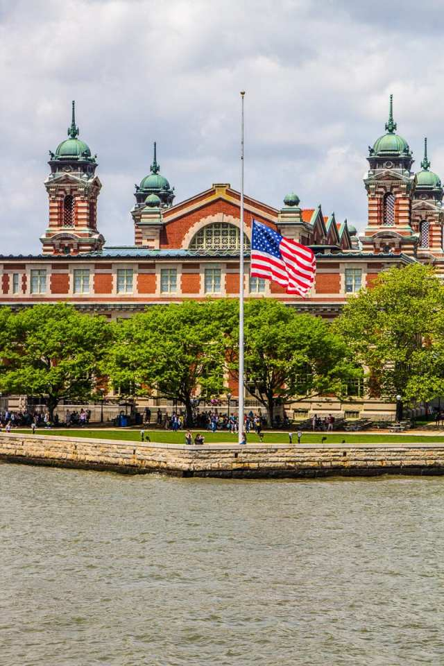 Ellis Island tour, one of the best things to do in NYC