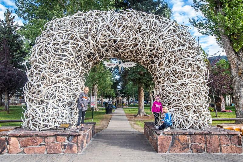 Jackson Square, Wyoming
