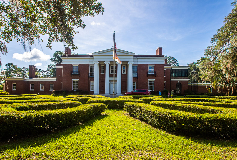 Dixie Plantation, Monticello, FLorida