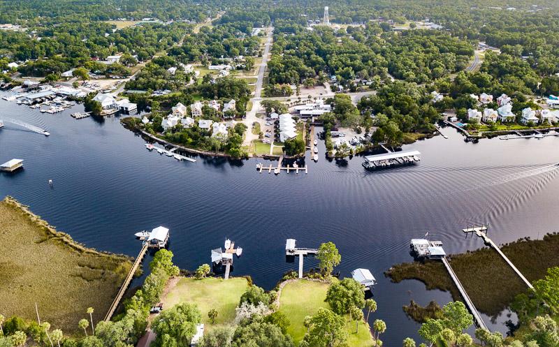 Steinhatchee River, Florida
