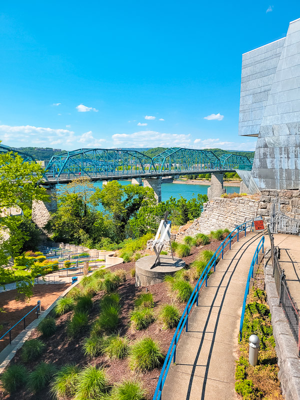 Bluff View District Chattanooga fun for kids