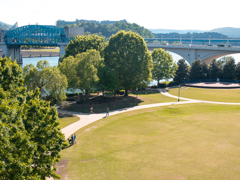 Coolidge Park things to do in downtown Chattanooga