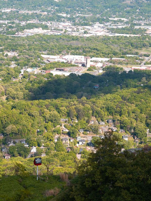 incline railway lookout mountain