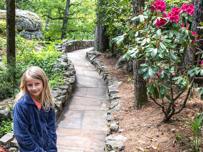 best things to do in chattanooga rock city gardens