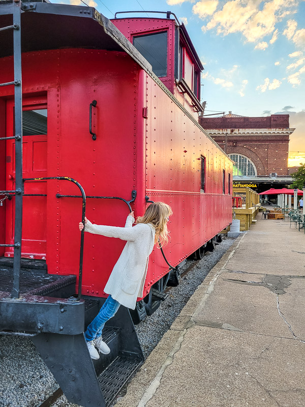 fun with kids in chattanooga