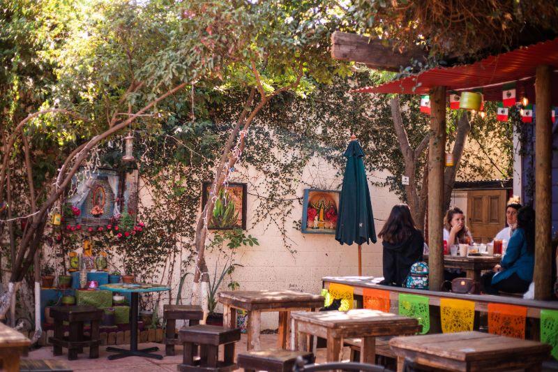 cantina alley mexican restaurant sacramento