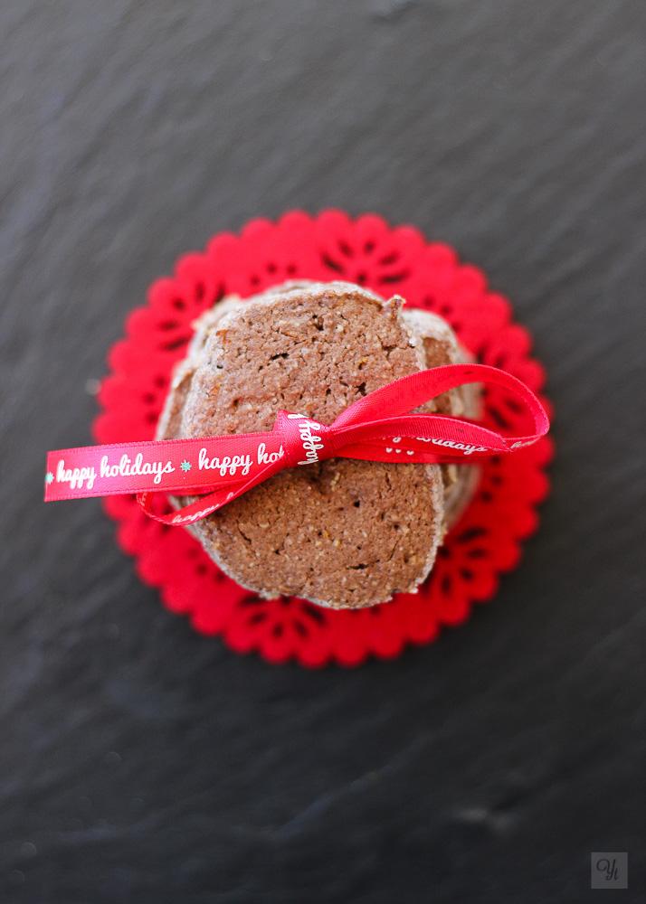 Galletas de chocolate almendra cardamomo