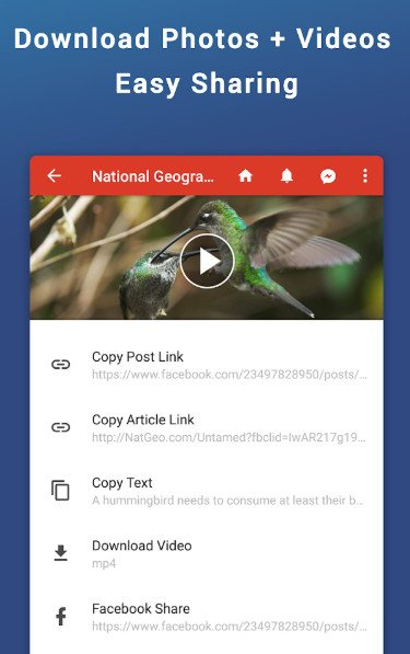 Facebook Mod Apk Free Download For Android