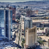 On-to-Sin-City-The-view-of-the-Las-Vegas-Strip-from-Stratosphere