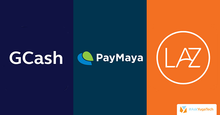 PayMaya, GCash, or Lazada: Which is the best portal to