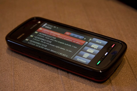 Nokia 5800 Firmware Update not for RP Users - YugaTech | Philippines