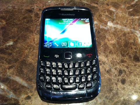 BlackBerry Curve 3G 9300 Review - YugaTech | Philippines