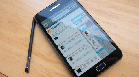 Betere Samsung Galaxy Note GT-N7000 Review - YugaTech | Philippines Tech OX-37