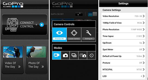 GoPro app for Android now out - YugaTech | Philippines Tech