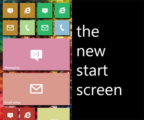 personalized screenshot