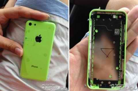 Cheaper iPhone back shell