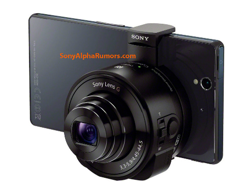 QX10_with_XperiaZ
