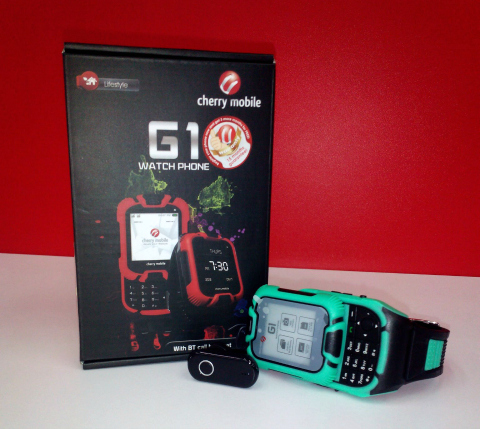 cherry mobile g1 watch phone