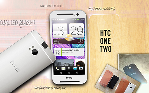 HTC ONE TWO 480