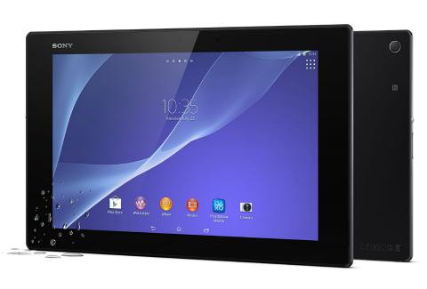 Xperia z2 tablet_1