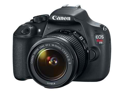 Canon Debuts Eos 1200d Aka Rebel T5 Yugatech Philippines Tech News Reviews