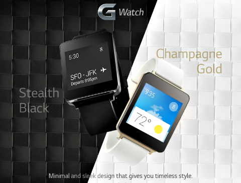 lg g watch gold