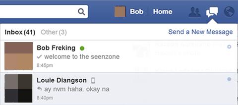 Facebook seenzone 2