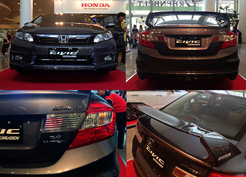 Honda Cars Philippines Presents 2 New Sporty Civics