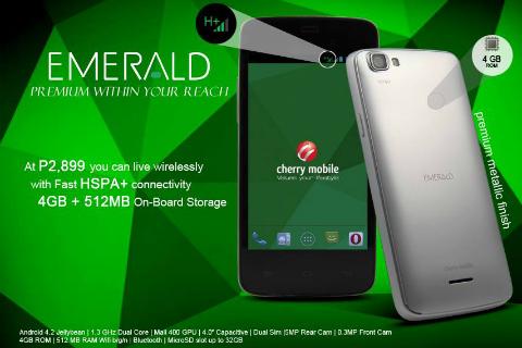 cm emerald