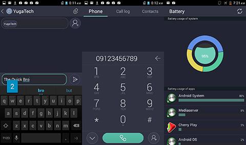 Cherry Mobile Ultra UI