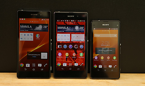 Sony xperia z2 review yugatech philippines tech news reviews the xperia z2 followed the same design philosophy that sony used in the xperia z xperia z1 and the z1 compact so at first look there might not be much malvernweather Image collections