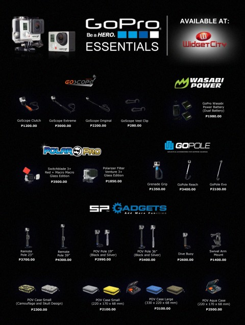 GoPro Essentials4