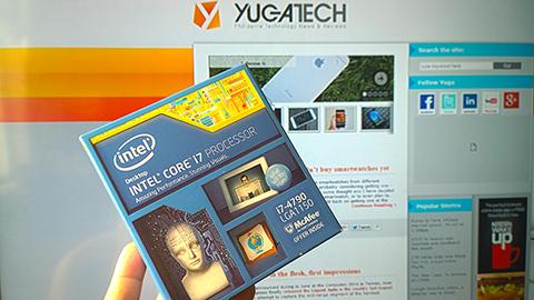 Intel Core i7 4790 philippines