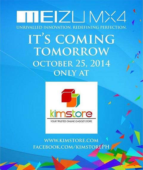 Meizu MX4 Philippines