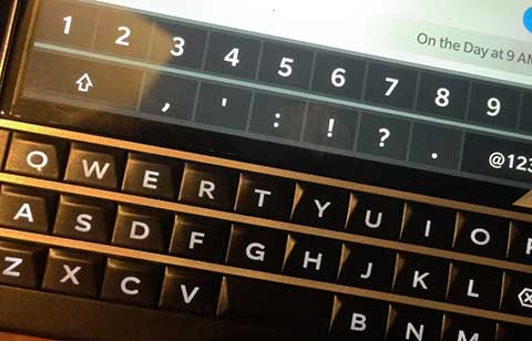 BlackBerry Passport hands-on, first impressions - YugaTech