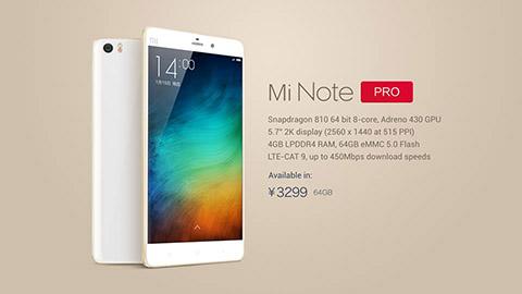 mi-note-pro