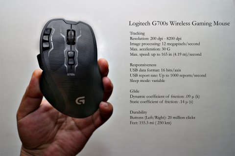 G700s Specs