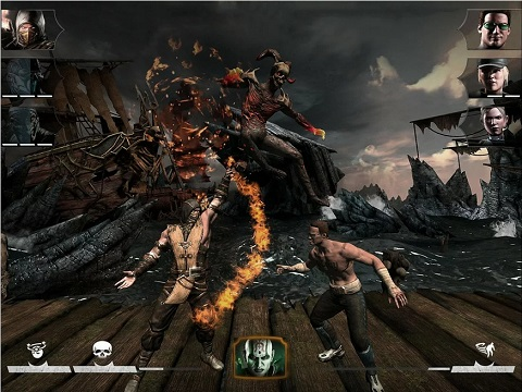Mortal Kombat X now available for Android - YugaTech