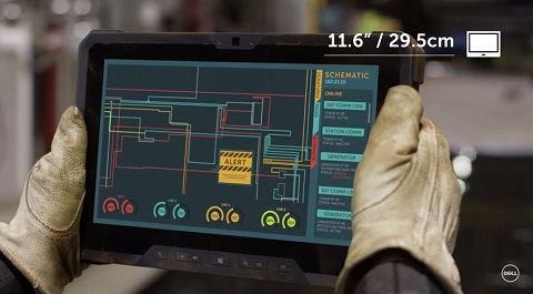 Dell outs Latitude 12 Rugged Tablet - YugaTech | Philippines