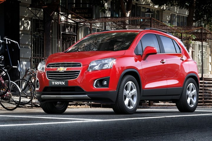 2016 Chevrolet Trax Launches In The Philippines Yugatech