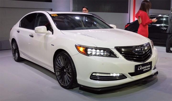 Honda Legend (MUGEN)