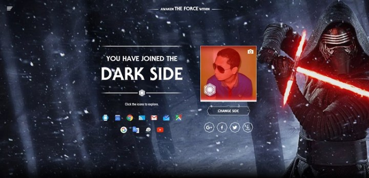 Google deploys Star Wars themes across its apps - YugaTech