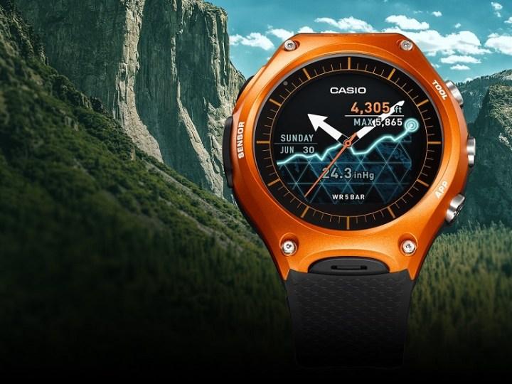 casio smart watch_1