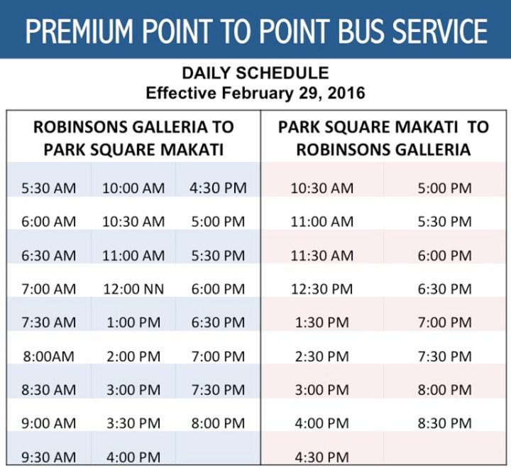 Ortigas-to-Makati-schedule