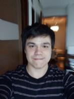 Selfie w/ fast blur